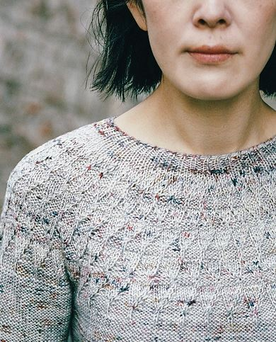 07230e9f Shout out to fellow Cannuck and lovely lass Julie Asselin who contributed  the yarn for this pullover called Mio.
